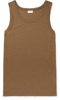 d45aa10a35f60c Dries Van Noten Slim-Fit Cotton Tank Top