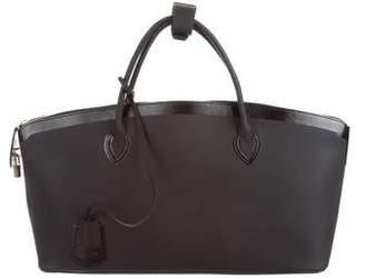 Louis Vuitton Cuir Obsession Lockit E/W Bag