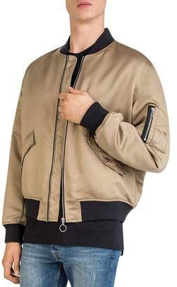 The Kooples The Monster Blouson Bomber Jacket