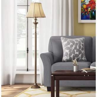 Andover Mills Spencerville Portable 60.5 Floor Lamp