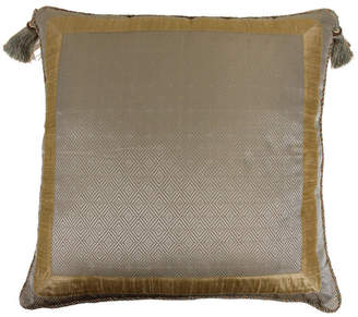 "Austin Horn Classics Duchess Luxury Euro Main Pattern 26"" X 26"" Pillow Sham Bedding"