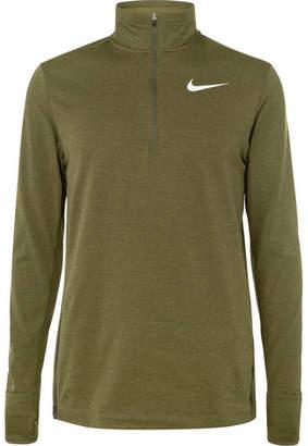 Nike Running Element Therma-Sphere Dri-Fit Half-Zip Top