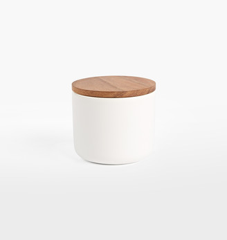 Rejuvenation Canister with Wood Lid