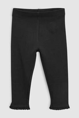 Next Girls White Basic Leggings (3mths-6yrs)