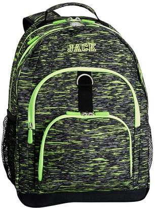 Pottery Barn Teen Gear-Up Green Static XL Backpack