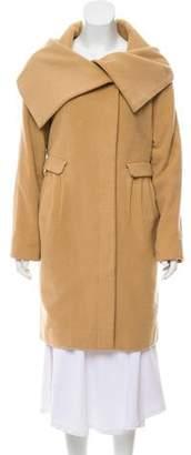 Diane von Furstenberg Wool Loren Coat