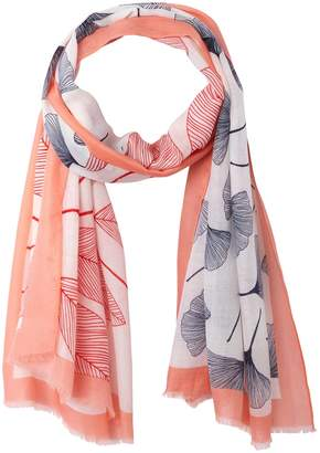 La Redoute COLLECTIONS Pastel Floral Print Scarf