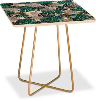 Deny Designs Marta Barragan Camarasa Abstract Patterns Square Side Table