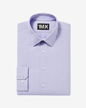 Express Classic Easy Care Textured 1Mx Shirt