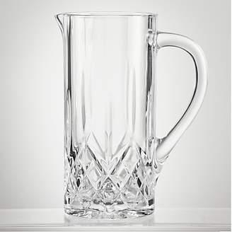 John Lewis & Partners Paloma Opera Glass Jug, 1.2L, Clear
