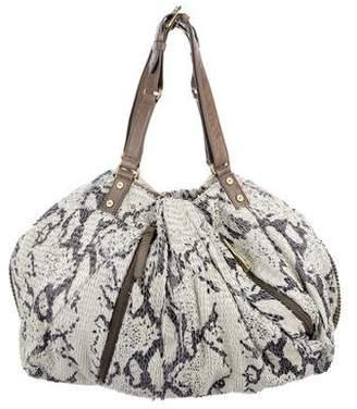 Diane von Furstenberg Belle Draped Wrap Bag