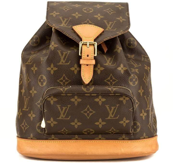 Louis Vuitton Monogram Montsouris MM Backpack (3963016)