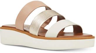 Nine West Zioli Flat Sandals Women's Shoes