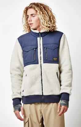 Burton Bower Fleece Full-Zip Jacket