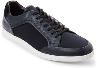 Calvin Klein Dark Navy Masen Low-Top Sneakers
