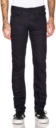 Naked & Famous Denim Super Guy Stretch Jeans in Midnight Power | FWRD
