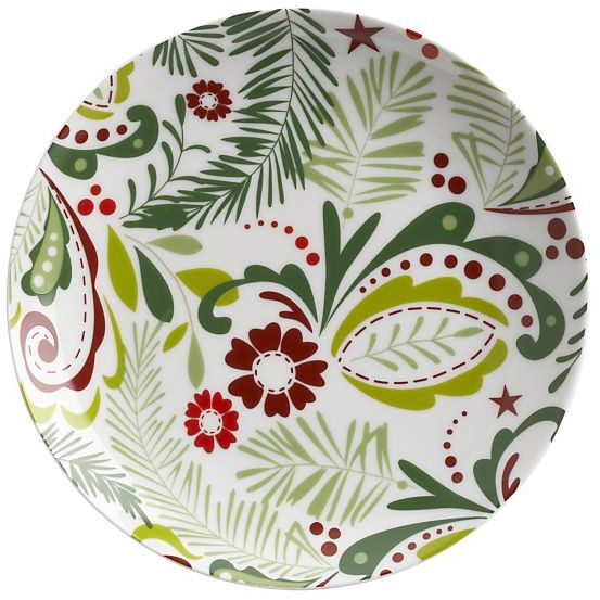 Jolly Salad Plate