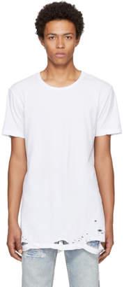 Ksubi White Sioux T-Shirt