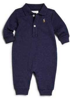 Ralph Lauren Baby's Polo Coverall