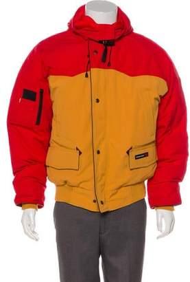 Canada Goose x Levi's Limited Edition Chilliwack Bomber Jacket