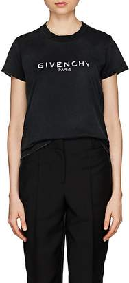 Givenchy Women's Logo Cotton Jersey T-Shirt