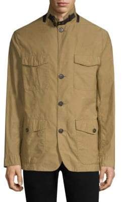 Barbour Lubnaig Military Jacket