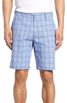 Zachary Prell Antrorse Plaid Shorts