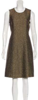 Theyskens' Theory Daxie Lame` Tweed Dress w/ Tags