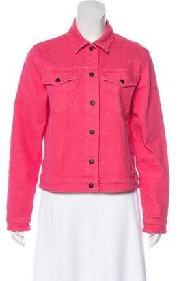 Rag & Bone Button-Up Casual Jacket