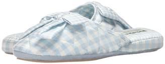 Patricia Green Sally Silk Women's Slippers