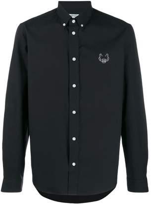 Kenzo embroidered logo shirt