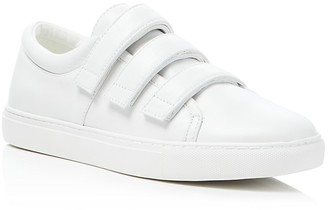 Kenneth Cole Kingvel Triple Strap Sneakers $120 thestylecure.com