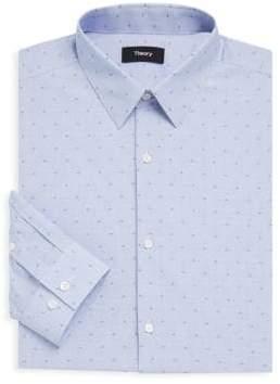 Theory Slim-Fit Cedrick Coupe Shirt