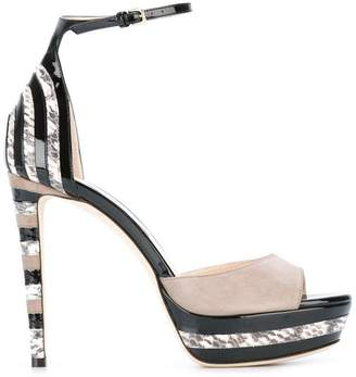 Jimmy Choo Max 120 sandals