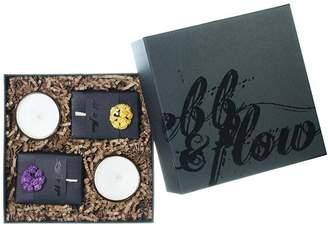 Ebb & Flow Nyc Votive Candle & Soap Bar Gift Sampler