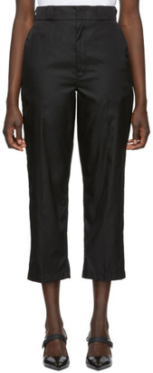 Prada Black Cargo Pants