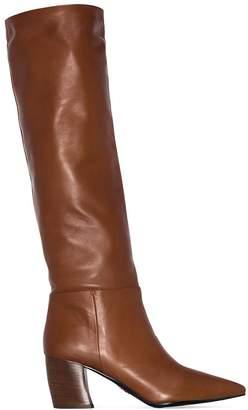 Prada knee-high 65mm boots