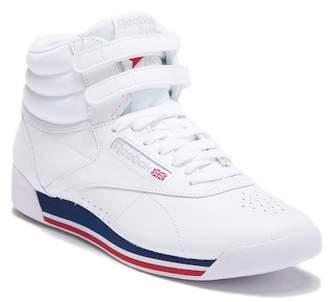Reebok Freestyle High-Top Sneaker