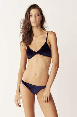 Suboo Slim Bikini Bottoms - Indigo Velvet