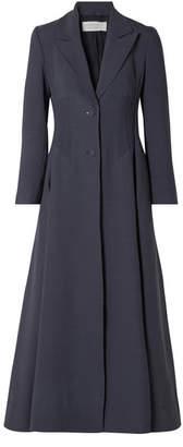 Gabriela Hearst Alfonso Wool-blend Coat - Navy