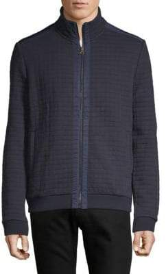Saks Fifth Avenue Quilted Full-Zip Jacket