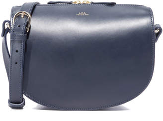 A.P.C. Andrea Saddle Bag $455 thestylecure.com