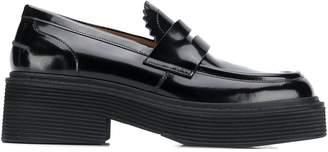 Marni chunky platform loafers