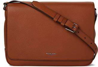 Michael Kors Bryant Large Leather Messenger Bag
