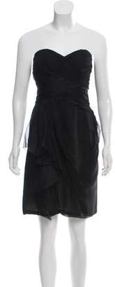 J. Mendel Silk Dress