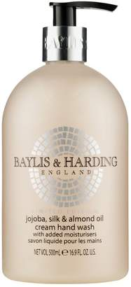 Baylis & Harding Limited Edition Jojoba, Silk & Almond Oil Cream Hand Wash 500ml