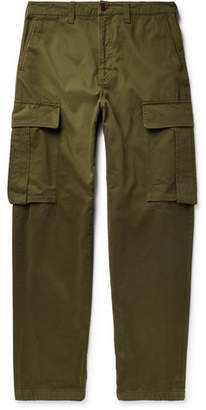 Acne Studios Cotton-Twill Cargo Trousers