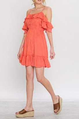 A Line Coraline Mini Dress