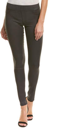 James Jeans James Twiggy Slip-On Charcoal Glossed Legging