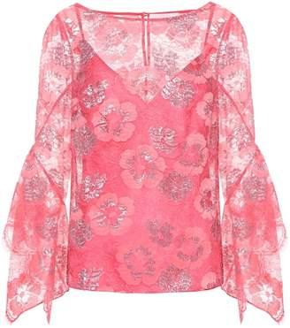 Peter Pilotto Lace blouse